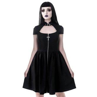 šaty dámske KILLSTAR - Lucinda - BLACK, KILLSTAR