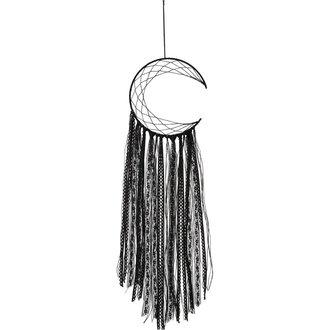 lapač snov (dekorácia) KILLSTAR - LUNA - BLACK, KILLSTAR