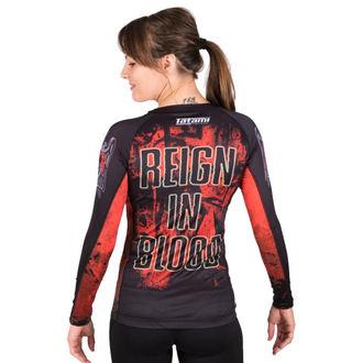 tričko dámske s dlhým rukávom (technickej) TATAMI - Slayer - Reign In Blood - Rash Guard, TATAMI, Slayer