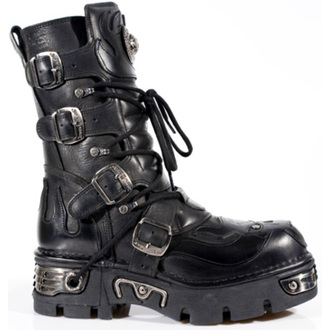 topánky New rock - Vampire Boots (107-S3) Black, NEW ROCK