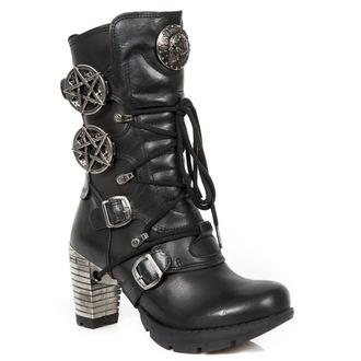 topánky dámske NEW ROCK - ITALI NEGRO, NOMADA NEGRO, NEW ROCK