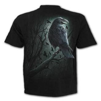 tričko pánske SPIRAL - SHADOW RAVEN, SPIRAL