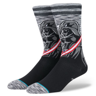 ponožky STAR WARS - DARKSIDE GREY - STANCE, STANCE