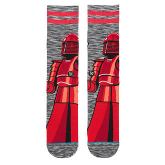 ponožky STAR WARS - RED GUARD GREY - STANCE, STANCE