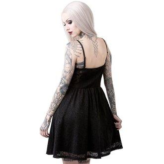 šaty dámske KILLSTAR - MADELYN SUN - BLACK, KILLSTAR