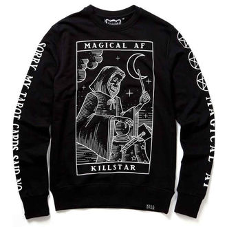 mikina (unisex) KILLSTAR - Magical AF - Black