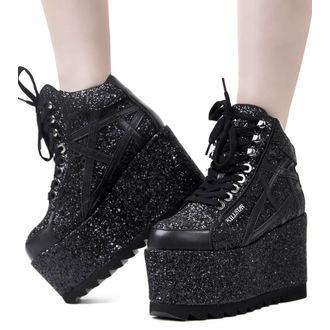 topánky dámske KILLSTAR - Malice - GLITTER, KILLSTAR