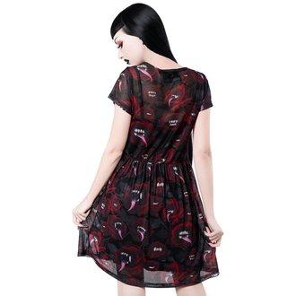 šaty dámske KILLSTAR - Mary Mesh, KILLSTAR
