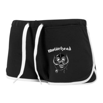 kraťasy dámske Motörhead - Logo - URBAN CLASSICS, NNM, Motörhead