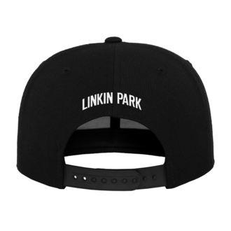 šiltovka URBAN CLASSICS - Linkin Park - Logo, NNM, Linkin Park