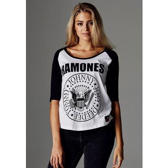 tričko dámske 3/4 rukávom Ramones - URBAN CLASSIC, NNM, Ramones