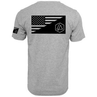 tričko pánske Linkin Park - Flag - URBAN CLASSICS, NNM, Linkin Park
