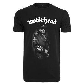 tričko pánske Motörhead - Lemmy Warpig - black - URBAN CLASSICS, NNM, Motörhead