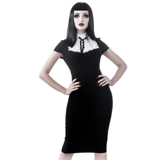 šaty dámske KILLSTAR - Melisandra - BLACK, KILLSTAR