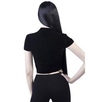 tričko dámske (top) KILLSTAR - Meowgical - BLACK, KILLSTAR