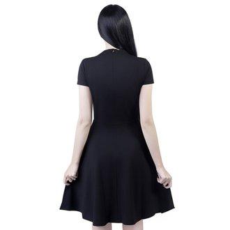 šaty dámske KILLSTAR - Meowgical - BLACK, KILLSTAR