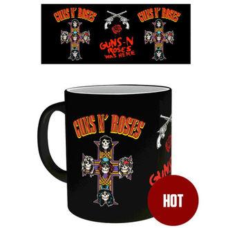 hrnček s termoaktivními potlačou Guns N' Roses - GB posters, GB posters, Guns N' Roses