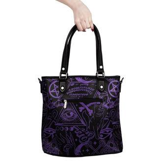 taška (kabelka) KILLSTAR - MISS MORBID - BLACK, KILLSTAR