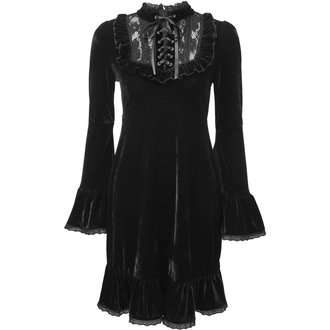 šaty dámske KILLSTAR - MITSUYO NU LOLITA - BLACK, KILLSTAR