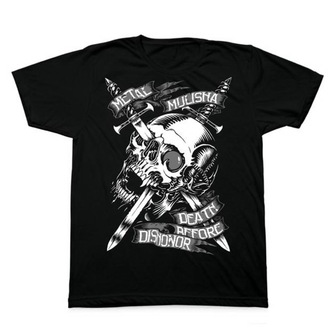 tričko pánske METAL MULISHA - DBD - BLK, METAL MULISHA