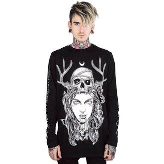 tričko pánske s dlhým rukávom KILLSTAR - Moon Magic, KILLSTAR