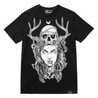 tričko pánske KILLSTAR - Moon Magic - BLACK