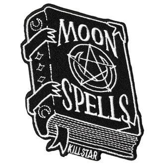 nažehlovačka (nášivka) KILLSTAR - Moon Spells, KILLSTAR