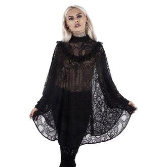 tričko dámske s dlhým rukávom (tunika) KILLSTAR - MORTE MISTRESS - BLACK, KILLSTAR