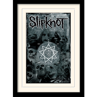 obraz Slipknot - (&&string0&&) - PYRAMID POSTERS, PYRAMID POSTERS, Slipknot