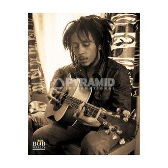 plagát Bob Marley (Sitting) - MPP50272, PYRAMID POSTERS, Bob Marley