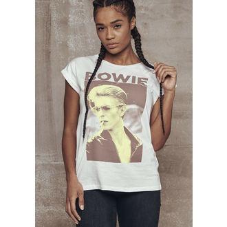tričko dámske David Bowie - URBAN CLASSIC, URBAN CLASSICS, David Bowie
