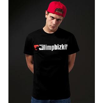 tričko pánske Limp Bizkit - Logo - URBAN CLASSIC, NNM, Limp Bizkit