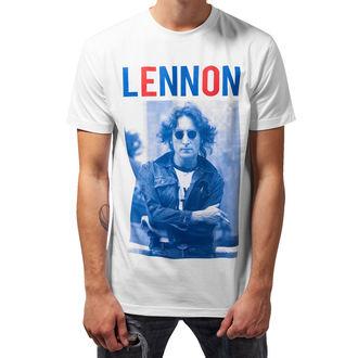 tričko pánske Beatles - John Lennon - Bluered - URBAN CLASSICS, URBAN CLASSICS, Beatles
