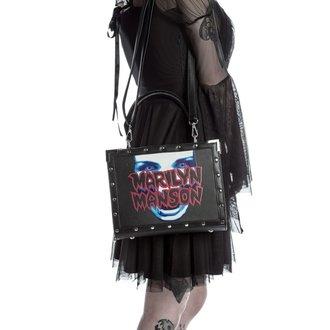 kabelka (taška) KILLSTAR - MARILYN MANSON - My Metal - Black, KILLSTAR, Marilyn Manson
