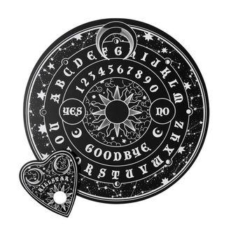 spirituálne doska (veštiaci doska) KILLSTAR - Mystic Round Spirit - BLACK, KILLSTAR