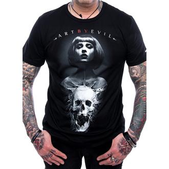 tričko pánske ART BY EVIL - Bullet, ART BY EVIL