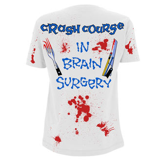 tričko pánske Metallica - Crash Course In Brain Surgery - White, NNM, Metallica
