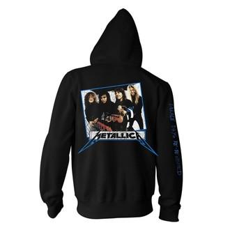 mikina pánska Metallica - Garage OG - Black, NNM, Metallica