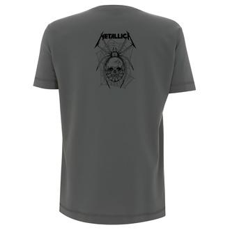tričko pánske Metallica - Spider - Charcoal - RTMTLTSCHSPI