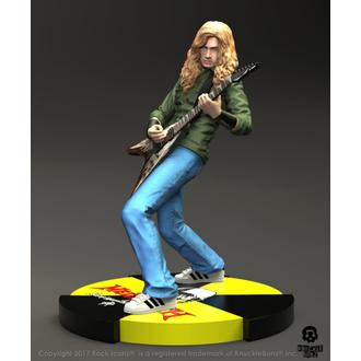 figúrka Megadeth - Dave Mustaine - KNUCKLEBONZ, KNUCKLEBONZ, Megadeth
