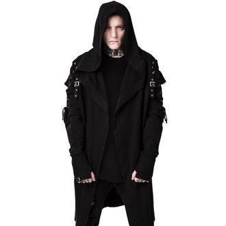 mikina (unisex) KILLSTAR - NECROMANCER - BLACK, KILLSTAR