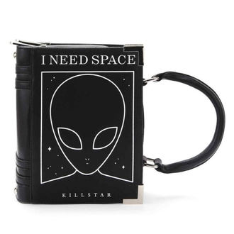taška (kabelka) KILLSTAR - Need Space - Black, KILLSTAR