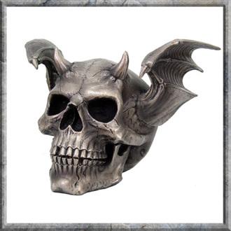 dekorácia Lebka - Spawn of Hell, Nemesis now