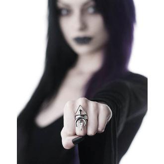 prsteň KILLSTAR - Neptune - SILVER, KILLSTAR