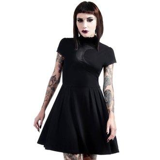šaty dámske KILLSTAR - Neverafter Nytes - Black, KILLSTAR