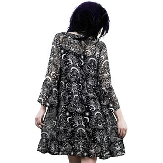 šaty dámske KILLSTAR - NEW MOON BABYDOLL - BLACK, KILLSTAR