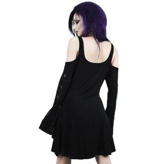 šaty dámske KILLSTAR - NIGHTSHADE - BLACK, KILLSTAR