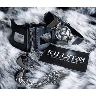 obojok KILLSTAR - Nikky Choker - Black, KILLSTAR