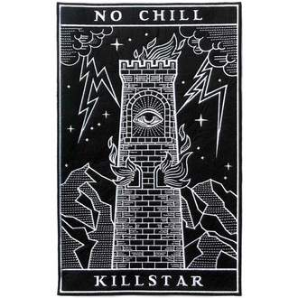 nášivka KILLSTAR - No Chill - Black, KILLSTAR