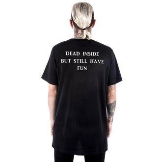 tričko pánske KILLSTAR - No Chill - Black, KILLSTAR